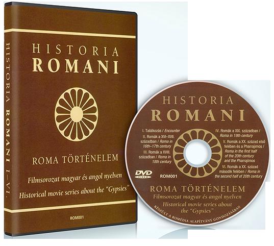 Historia Romani DVD borító